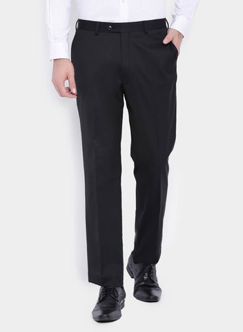Black Dobby Men's Trouser (2003)