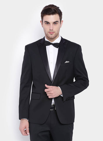 Black Luxury Men's Tuxedo Jacket (2003)