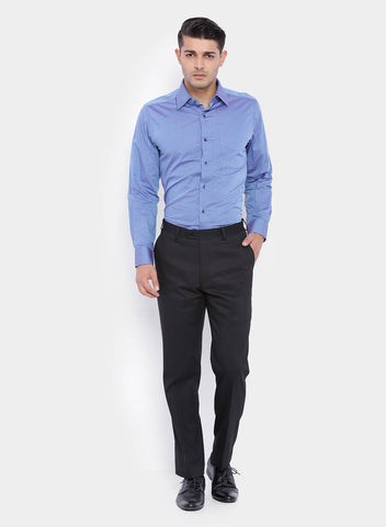 Black Plain Men's Trouser (2007)