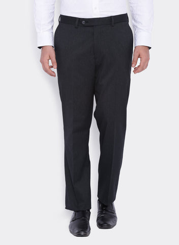 Grey Pinstripe Men's Trouser (2050)