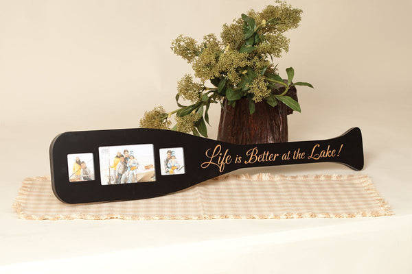 Life is Better at the Lake Photo Frame - PuzzleMatters - 1