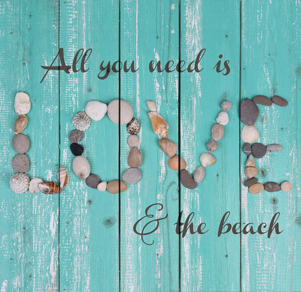 All you need Pallet Wall Decor - PuzzleMatters