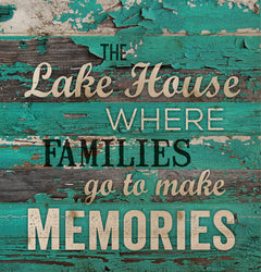 The Lake House Wall Decor - PuzzleMatters