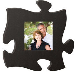 A Puzzle Photo Frame - choose from 23 colors - PuzzleMatters - 1