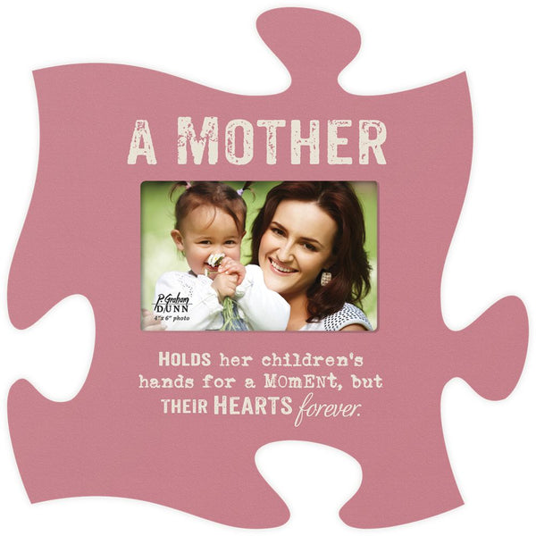 Mother Puzzle Photo Frame