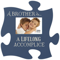Brother Puzzle Photo Frame - PuzzleMatters