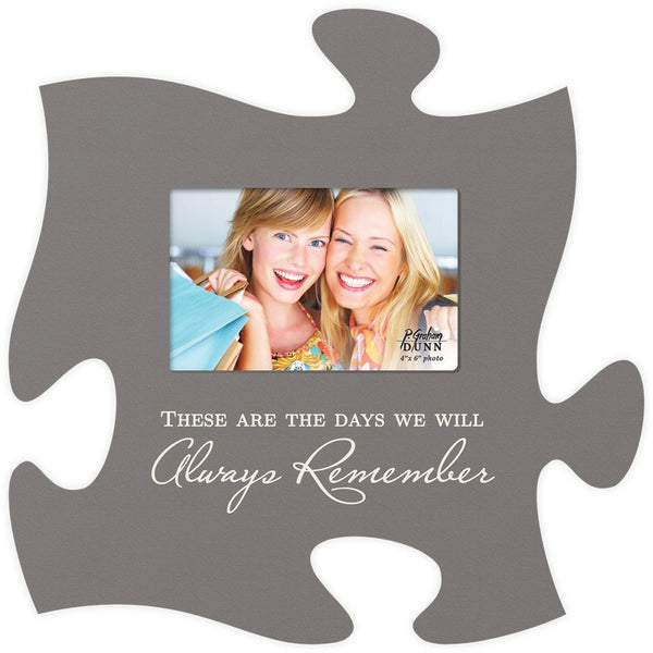 These Days Puzzle Photo Frame - PuzzleMatters