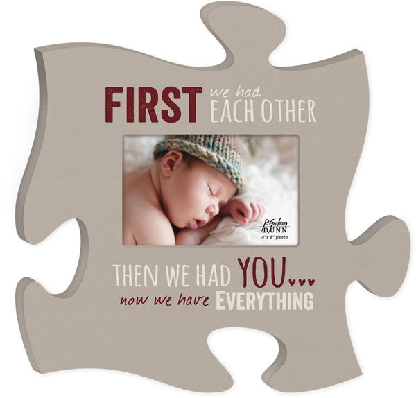 First Puzzle Photo Frame - PuzzleMatters