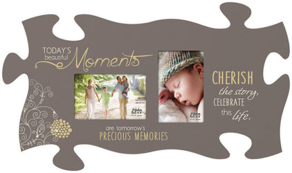 Cherish Puzzle Photo Frame - PuzzleMatters