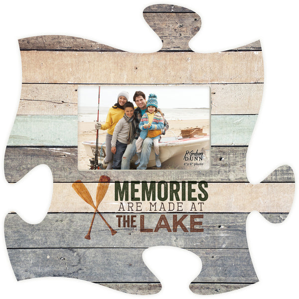 Memories Are Puzzle Photo Frame - PuzzleMatters