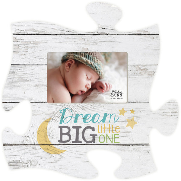 Dream Big Puzzle Photo Frame - PuzzleMatters