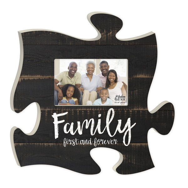 Family First and Forever Photo Frame
