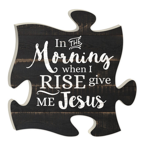 In the Morning when I Rise Puzzle Piece