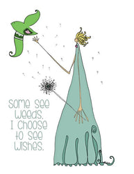 Wish - Amy Clark Art Print