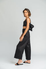 Halo Pant in Black