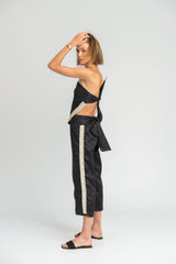 Siren Pant In Black