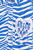 BRIAN HEART BLUE ZEBRA