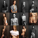 The FAP CALENDAR PROJECT by Gregory Derkenne 2013