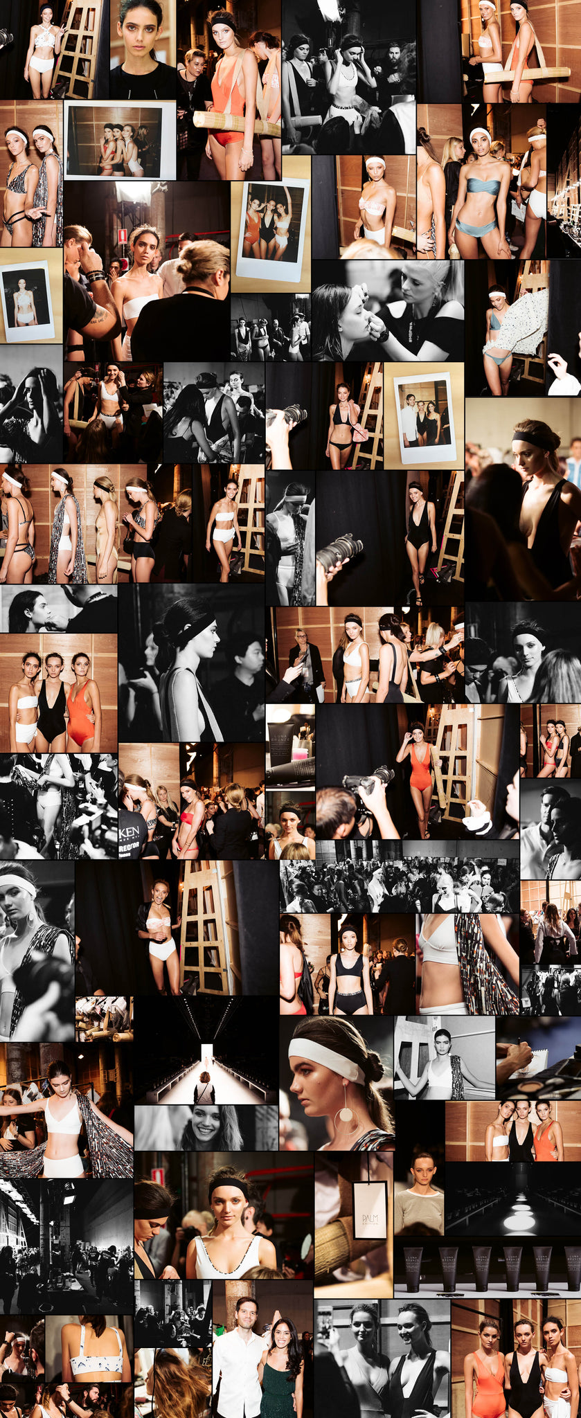 Backstage Collage MBGFWA