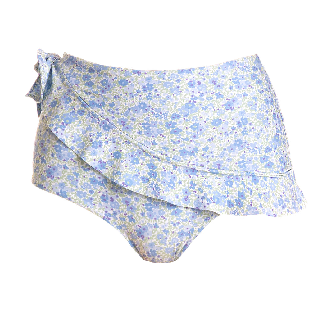 Alora Bottom in Monet Blue