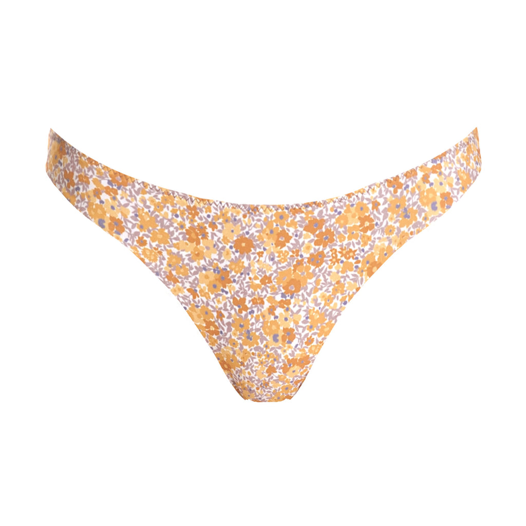 Anais Bottom in Marigold