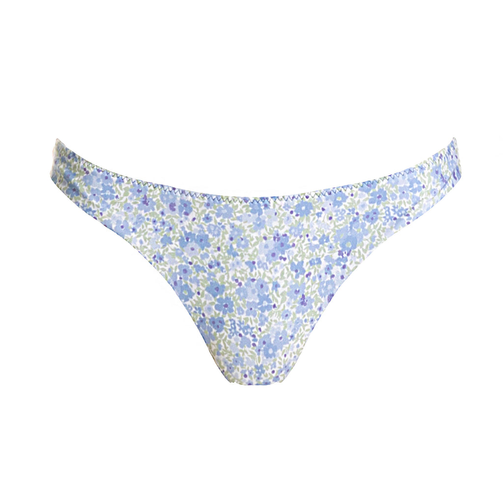 Bruna Bottom in Monet Blue