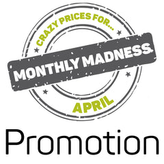 Atko Monthly Madness Promotion