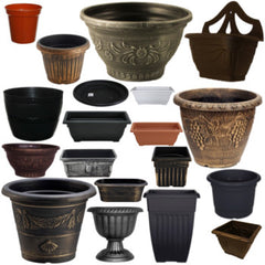 Planters, Pots and Baskets
