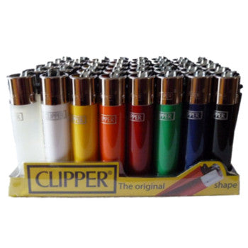 Clipper Classic Flint Lighter