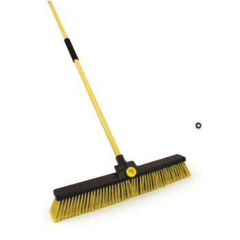 Heavy Duty Broom - 24""