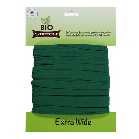 Extra Wide Garden Twine Carded 8M