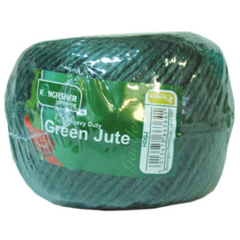 Heavy Duty Green Jute Twine