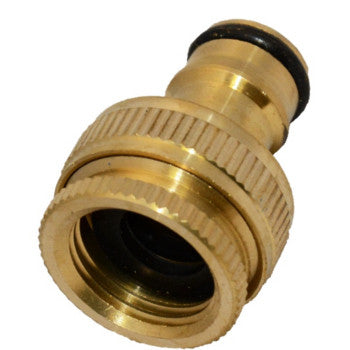 Threaded Brass Tap Connector