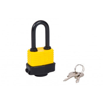 Weather Proof Padlock Long Shackle