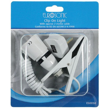 Clip on Light 2m