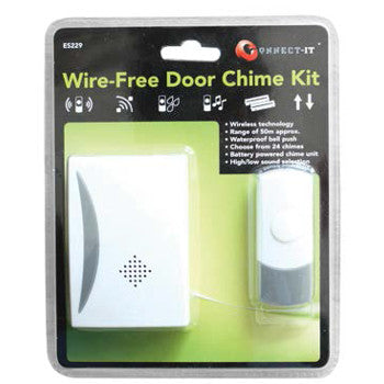 Wirefree Door Chime (Battery)