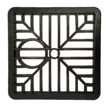 Gully Grid Square 6""
