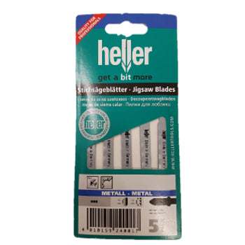 Heller Jigsaw Blades - Metal Cutting