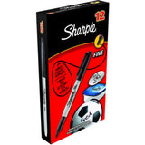Sharpie Marker Pen (12pc)