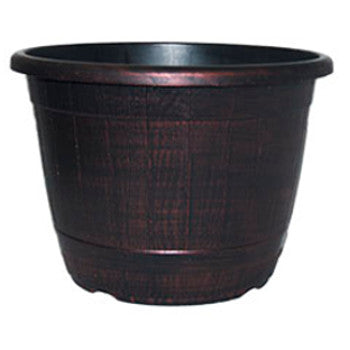 Legend Rustico Barrel Planter