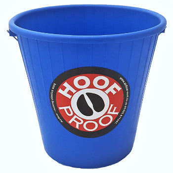 Hoof Proof Calf Bucket with Handle