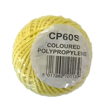 Twine Polypropylene Assorted Colours