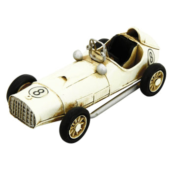 Ornament Metal Racing Car