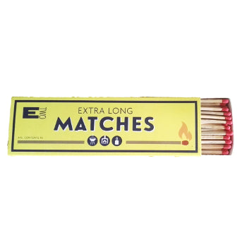Extra Long Matches (20cm)