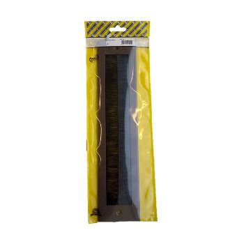 Letterplate Draught Excluder Brown