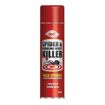 Doff Spider & Crawling Insect Killer Spray