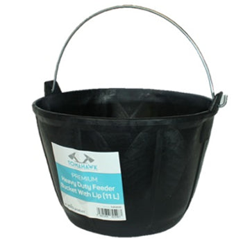 Feeder Bucket Premium HD W/Lip 11L