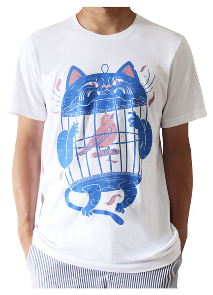 Cat Cage T-Shirt