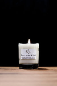Candle 30cl - Pomegranate & Mint