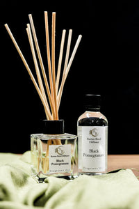 Reed Diffuser Refill 100ml - Black Pomegranate
